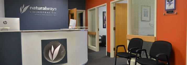 Chiropractic St Paul MN Receptionist Desk